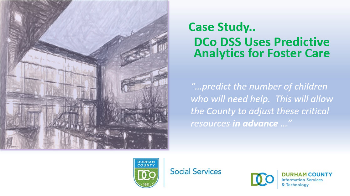 DSS Predictive Analytics for Foster Care