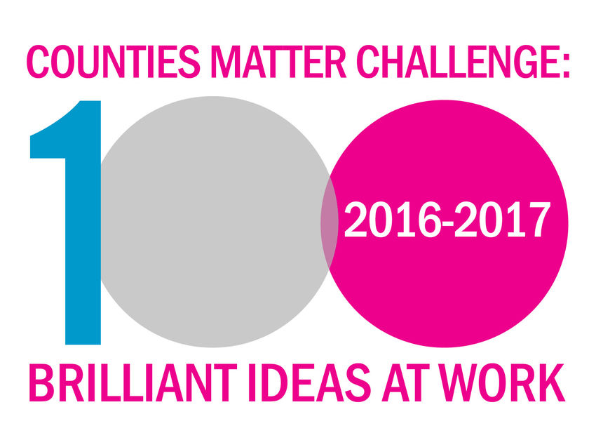 Counties Matter Challenge Award