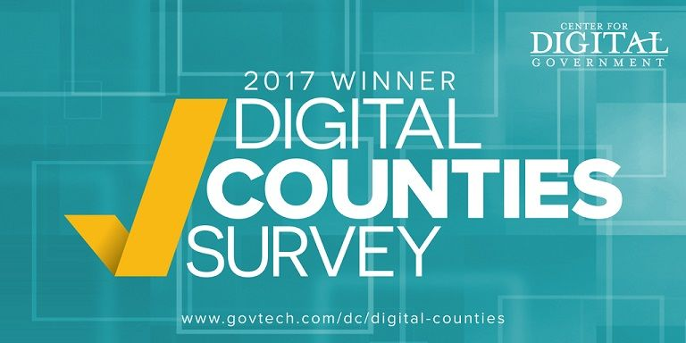 Digital Counties Award