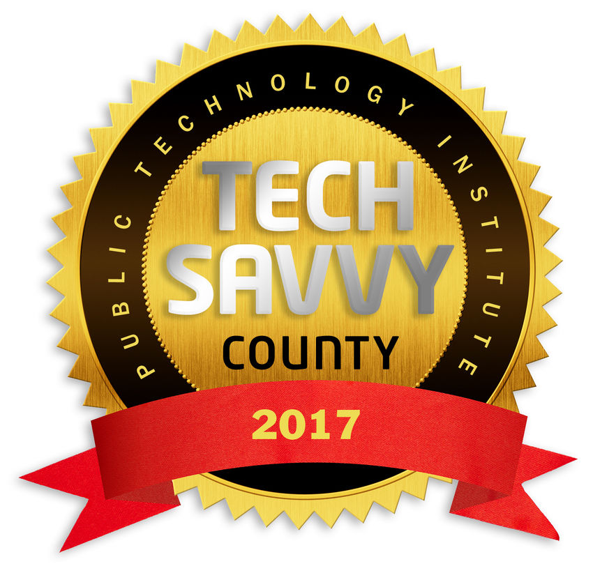 Tech Savvy County Award